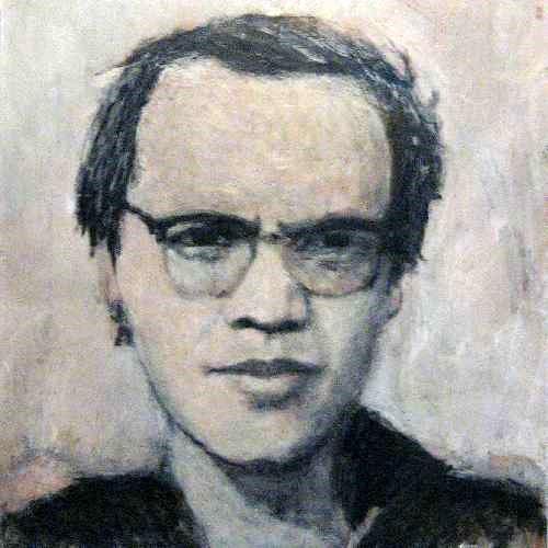 Portrait (Cire sur bois - 2008)